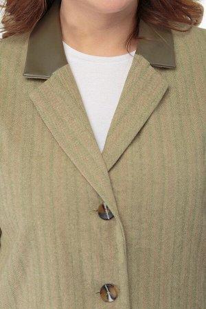 Пальто Пальто ANELLI 913 фисташка  Состав: ПЭ-9%; Шерсть-28%; ПАН-63%; Сезон: Осень-Зима Рост: 164  Пальто является самым востребованным предметом гардероба наступившего сезона.Модель прямого силуэта