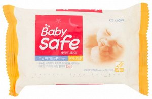 NEW Мыло д/стирки LION Korea 190г Baby Safe д/дет.вещей аромат акации