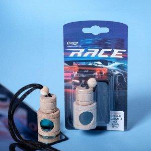 Ароматизатор в бутылочке «RACE», новая машина