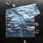 Пакеты для льда Komfi 192 кубика, самозатягивающийся