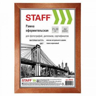 HATBER и ко — яркая качественная доступная канцелярия — STAFF-Фоторамки и фотоальбомы — Офисная канцелярия