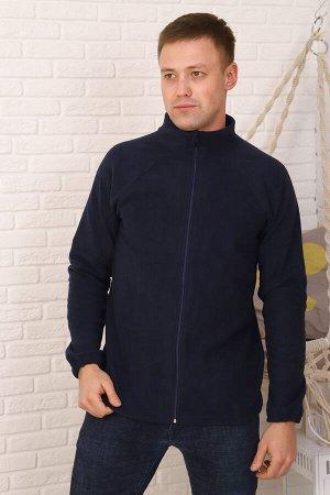 Толстовка Бренд Натали. Ткань: флис  Состав: 100% полиэстер  Теплая мужская куртка из флиса с рукавом-регланом
