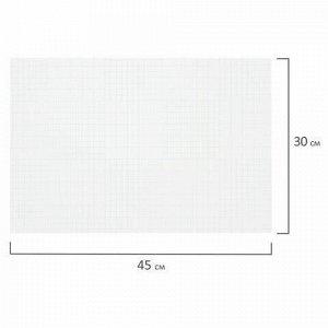 Пленка самоклеящаяся для учебников и книг, 45х30 см, комплект 10 шт., глянцевая, ПИФАГОР, 227202