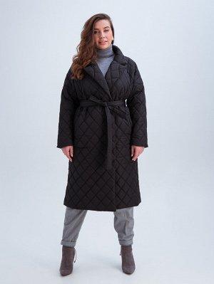Одри TRAND пальто черный
