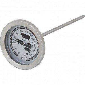 """Термометр кухонный """"Termocarne"""" для мяса 14см 003540"""