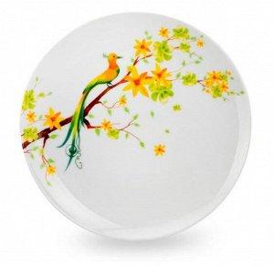 """PARADISE BIRD"" Тарелка десертная 19см DM90020"