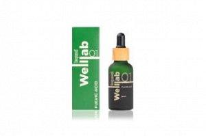 Природный концентрат фульвовых кислот Welllab liquid Fulvic acid, 25мл Greenway® 00330