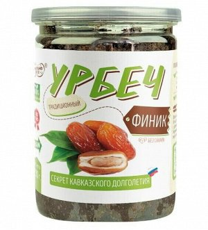 "Урбеч ""Финики"" ТМ #Намажь_орех 230 грамм"