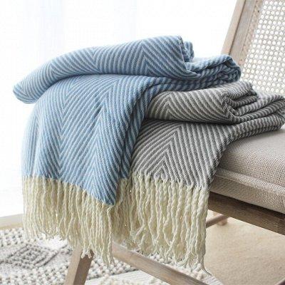 Большая распродажа постельного белья — Пледы