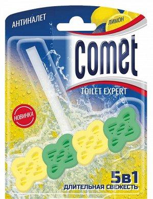 COMET Блок для очищения унитаза  Цитрус  12х48 гр