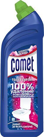 COMET Средство чистящее для туалета Весенняя свежесть 700мл