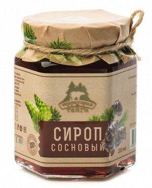 Сосновый сироп/ 200мл