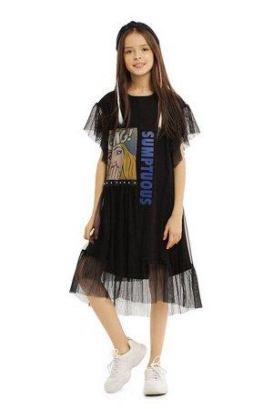 Платье Bell Bimbo 200215 черный