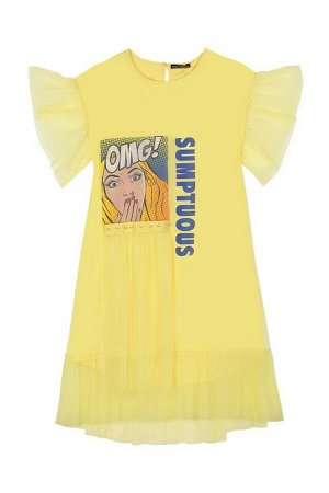 Платье Bell Bimbo 200215 св.желтый