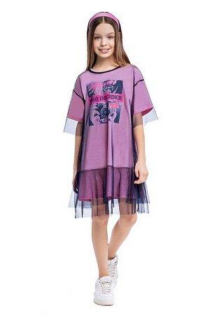 Платье Bell Bimbo 200114 т.синий