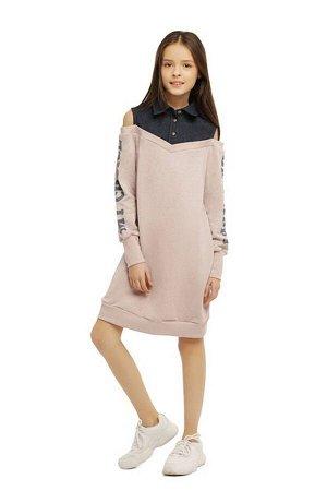 Платье Bell Bimbo 200115 св.розовый