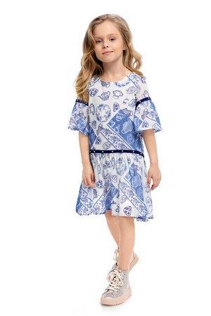 Платье Bell Bimbo 201070 набивной