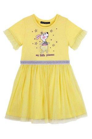 Платье Bell Bimbo 200204 св.желтый