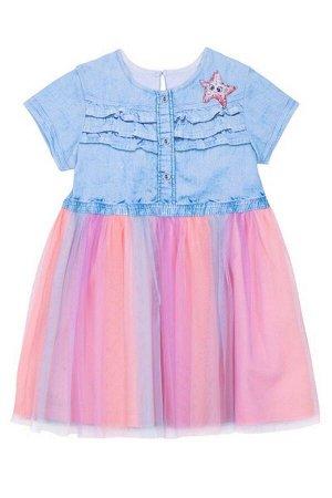 Платье Bell Bimbo 200030 голубой