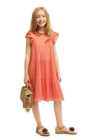 Платье Bell Bimbo 201060 коралл