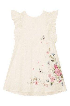 Платье Bell Bimbo 201018 молоко