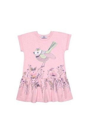Платье Bell Bimbo 180358 св.розовый