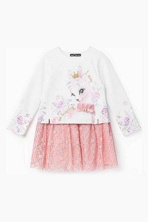 Платье Bell Bimbo 202204 белый