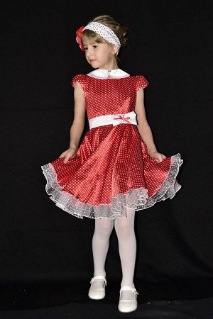 Платье Weaver 3051
