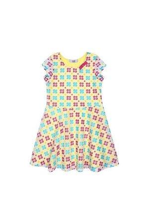 Платье Bell Bimbo 180067 лимон