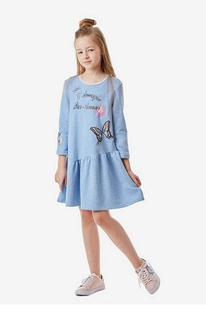 Платье Bell Bimbo 180098 голубой