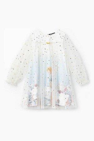 Платье Bell Bimbo 202203 молоко