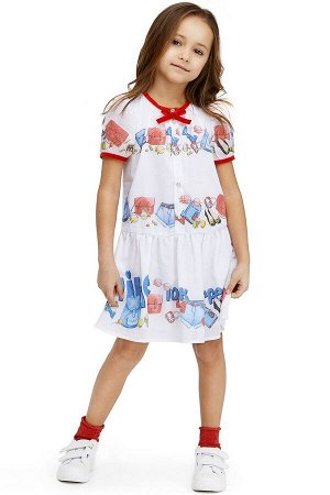 Платье Bell Bimbo 191185 белый