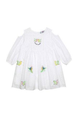 Платье Bell Bimbo 181306 белый