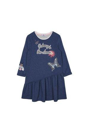 Платье Bell Bimbo 180098 деним