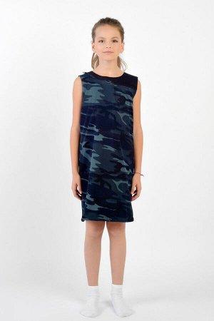 Платье GuliGuli П-35д камуфляж