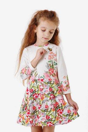 Платье Bell Bimbo 180070 набивной