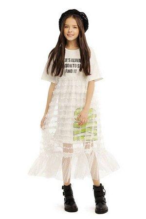 Платье Bell Bimbo 200214 молоко