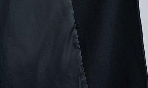 Тренч, черный