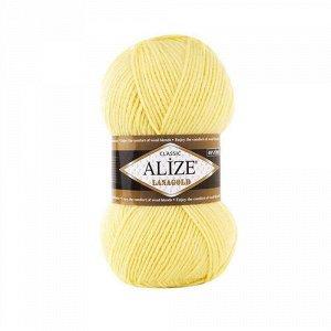 Пряжа для вязания Alize Lanagold Ализе Ланаголд цвет 187