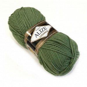 Пряжа для вязания Alize Lanagold Ализе Ланаголд цвет 485