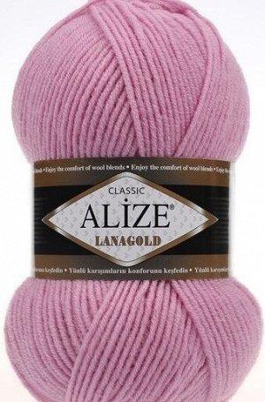 Пряжа для вязания Alize Lanagold Ализе Ланаголд цвет 98