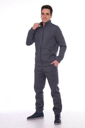 """Саймон Костюм """"Саймон"""". Утепленный. Трикотаж - футер трехнитка с начёсом(мулине).Плотность 330 г/м. Размеры 44- 54Костюм состоит из куртки и брюк. Куртка классическог"""