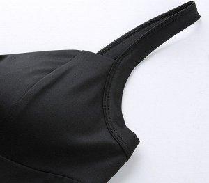 Женское боди, цвет черный