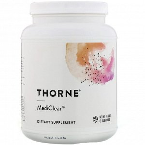 Thorne Research, MediClear, 866 г (30,5 унции)