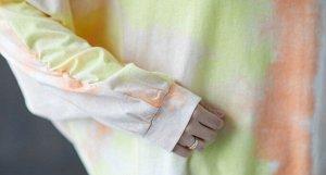 Пуловер Ткань: полиэстер, хлопок длина 69 см, грудь 160 см