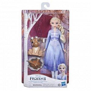 Игровой набор Hasbro Disney Princess Холодное сердце 2 Эльза у костра39