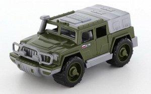Автомобиль военный джип Защитник №140