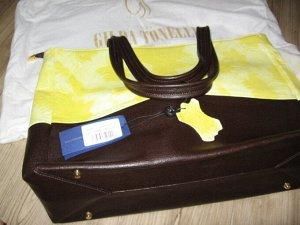 Кожаная сумка Gilda Tonelli Италия