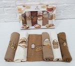 Кухонное полотенце Хлеб (40х60 см - 6 шт)