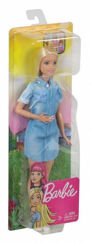 Кукла Mattel Barbie серия Путешествия23